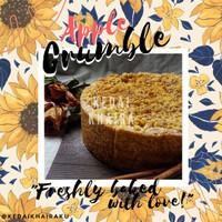 Premium Apple Pie Crumble Cake