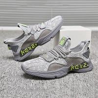 Techdoo Sepatu Pria Sneakers Fashion Sepatu Running Men Sport MR124