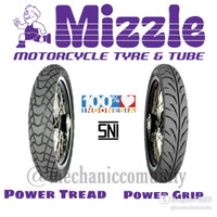 Ban Luar Mizzle 225 250 Ring 17 Power Grip Power Tread