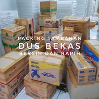 Packing Cargo / JNE Trucking: KARDUS CARTON BOX