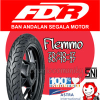 Ban Luar FDR Flemmo 70 90 dan 80 90 Ring 17 Standart