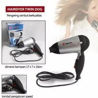 Twindog / Yamakawa Hair Dryer Mini / Pengering Rambut Mini Lipat 776