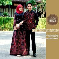 Baju Couple Sarimbit Batik Seragam Gamis Batik Couple Baju Pesta