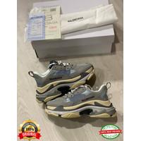 Sepatu Balenciaga Triple S Original Premium