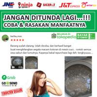 Brandwash Detergent Pembersih Tabung Mesin Cuci Bukaan Depan / Atas
