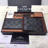Coach wallet Man Signature Black original