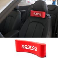 Bantal Kepala Jok Mobil Premium Sparco Corsa Original SPC 400 Series