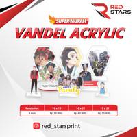 Plakat / Vandel / Trophy Akrilik Print UV 10x15cm