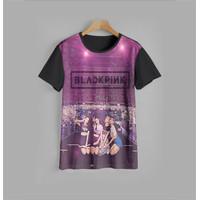 kaos anak BLACKPINK baju anak BLACKPINK v3 (9-12) - 9-10 tahun