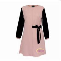 baju atasan blouse tunik wanita muslim atasan terbaru 2020
