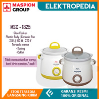 Maspion - Slow Cooker MSC1825
