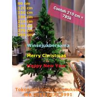 Pohon Natal 150 cm / Pohon Natal 1.5 m / Pohon Natal 5 feet / 5 ft