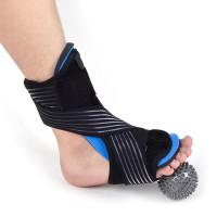 Plantar Fasciitis Dorsal Ankle Brace Night Splint Foot Orthosis + BALL