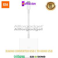 XCP17 Xiaomi USB Type C To HDMI USB 3.0 5Gbps Macbook Converter 4K
