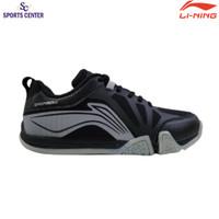 HOT ITEM ! Sepatu Badminton Lining SAGA LITE 2 AYTQ090 Black