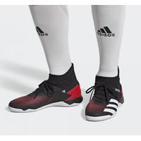 Sepatu Futsal Adidas Predator 20.3 IN Black Red Original EF2209