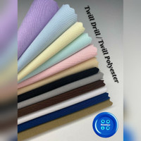 Kain Twill Drill / Twill Polyester 0,5 meter