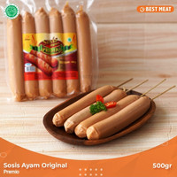 Sosis Ayam Premio Original 500 gram