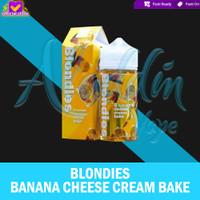 Authentic 100% Liquid Blondies Banana Cheese Cream Bake by IDJ