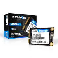 SSD MSATA / M SATA 128GB BULLDOZER