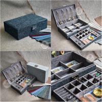 Jewelry Box Kotak Tempat Perhiasan & Aksesoris