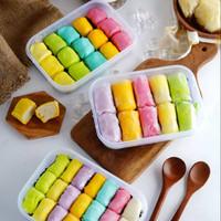 Pancake Durian Medan Mini Rainbow isi 21 / 15 / 10 Duren Medan Premium