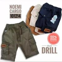 Chino Anak Celana Chino Pendek Cargo Noemi 101214/5-8 tahun