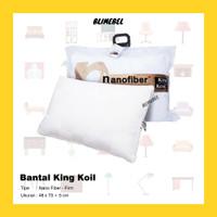 King Koil Nano Fiber Firm Pillow (51x76 cm)