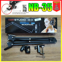 stand mic microphone condensor arm stand NB-35