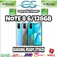 Infinix Note 8 [ 6Gb / 128Gb ] - Garansi Resmi