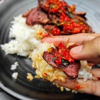 SAY SAPI - Se'i Sapi/ Daging Asap/ Sei Sapi 250 Gram