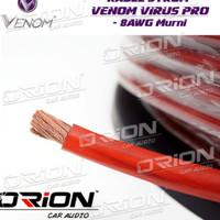 kabel strum-strom audio 8 awg mobil venom original asli