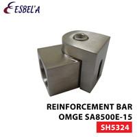 ESBELA Reinforcement / Jepit Partisi Toilet SA8500E-15 SH5324