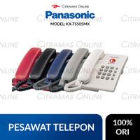 Panasonic Pesawat Telepon / Telpon | KX-TS505MX - Hitam