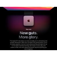 Apple MAC MiNi M1 512GB 512 SSD 256GB 256 SSD MGNR3 MGNT3 Resmi iBox