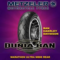 BAN HARLEY DAVIDSON RING 18 METZELER MARATHON ULTRA UK 180/55-B18