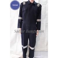 Wearpack Safety / Baju Kerja / Seragam Kerja / Coverall Proyek