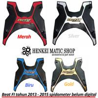 Karpet Honda Beat Sporty FI 2013 - 2015 Injeksi - Bahan Tebal