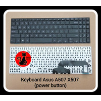 KEYBOARD ASUS A507, X507 (Integrated Power Button)
