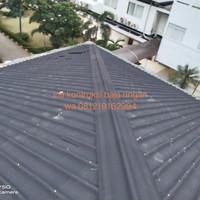 rangka atap baja ringan atap onduvila bergaransi 15 thun