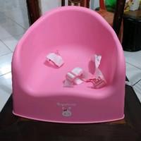 Sugar Baby Sit On Me Booster Seat pink BARU TANPA BOX ASLI ORI