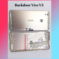 Backdoor Back Casing Kesing Housing Tutup Belakang Vivo V3 Original