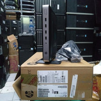 BARU PC MINI THIN CLIENT HP T630 AMD GX420GI R7E RAM 4GB DDR4 SSD M2