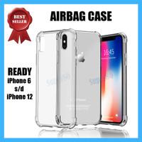 Anti Crack iPhone 11 Pro X XS Max XR 7 8 Plus Soft Case Shock Clear