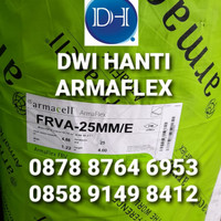 Armaflex Sheet Roll 25mm Bekasi