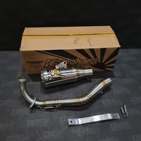 Knalpot Kawahara GT Pro Mio Beat 150cc