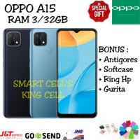 OPPO A15 3/32GB GARANSI RESMI OPPO INDONESIA