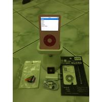 Ipod classic 5 th gen 60 gb pink