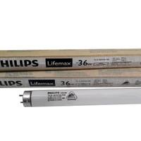 Lampu TL T8 Neon Philips Life Max 36 watt 36W 1200mm 120 cm