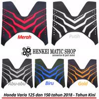 Karpet honda vario 125 150 new led keyless 2018/2019/2020/2021